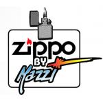 Airbrush umělec Claudio Mazzi a Zippo