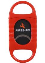 Nighthawk ořezávač Firebird - červená
