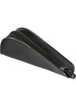Kožené pouzdro na dýmku černé 630231
