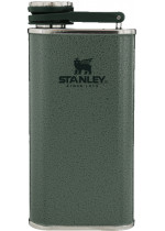 STANLEY Classic series placatka 230 ml kladívková zelená