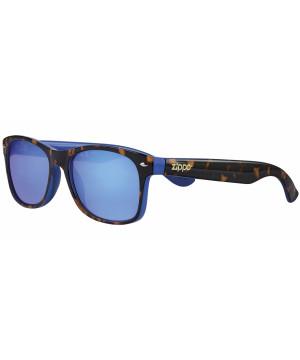 Blue Full Frame Sunglasses