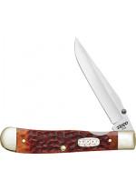 Chestnut Bone Trapperlock Zippo 46102