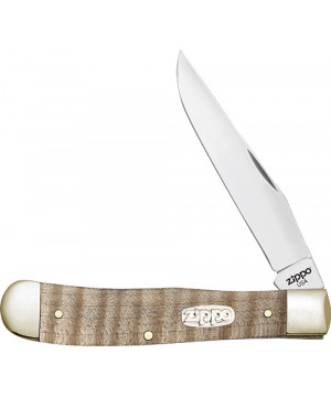 Curly Maple Wood Trapper 46103
