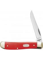 Red Mini Trapper Zippo 46109