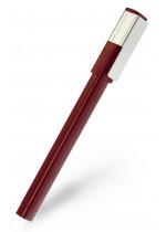 Moleskine kuličkové pero Plus vínové 0,7 mm