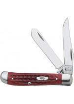 Case Mini Trapper Red Bone 90784