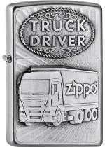 Truck Driver Zippo 20310