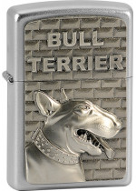 Bullterrier Emblem 20348