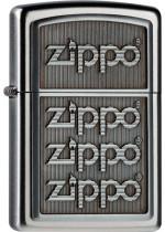 3D Zippo Logo 20394