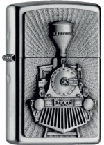 Zippo Steam Train 20401