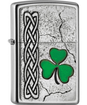 IRISH SHAMROCK EMBLEM 20414