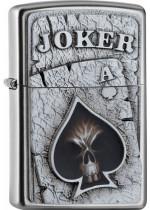 Joker Skull Ace Emblem 20419