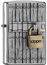 Zippo Vintage Lock 21031