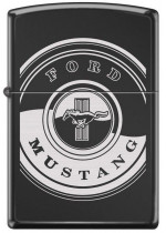 Ford Mustang Ebony 21151