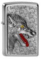 Zippo Wolf Emblem