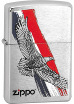 EAGLE RED-WHITE-BLUE 21512