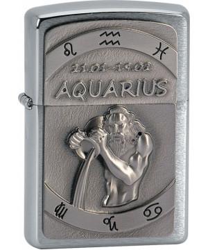 Aquarius Emblem 21604