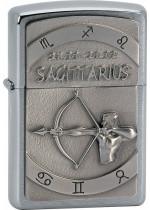 Zippo Sagittarius Emblem 21614