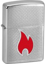 Zippo Flame In Mesh 21697