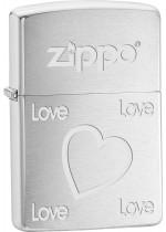 ZIPPO LOVE 21727