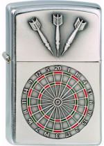 Dartboard Emblem Zippo 21754