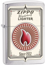 ZIPPO TRADING CARDS 21816