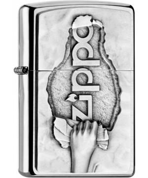 TORN PAPER EMBLEM 21877