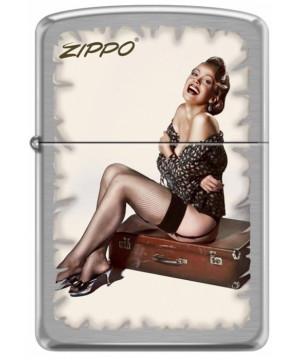1941 Replica™ Pin Up Design #4 Zippo 21913