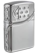 Zippo Zipper Design 22047