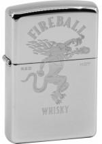 Fireball Whisky Zippo 22079