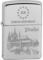 Zippo Praha 22711