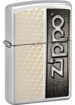 ZIPPO AND FLAMES 22870