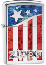 Zippo US Flag 22977