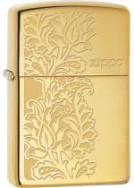 Paisley Zippo Design 24195