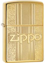 Zippo and Pattern 24198