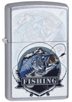 Bass Fishing Design Zippo 24567