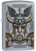 Viking Odin Zippo 25044