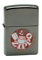 ZIPPO LIGHT OF YOUR LIFE 25175