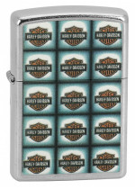 HARLEY-DAVIDSON BAR & SHIELD 25305