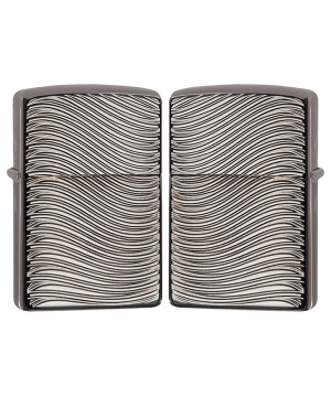 Zippo Curve Two Sides 25463