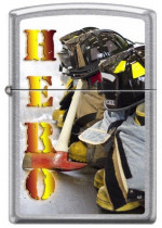 Zippo Hero Firefighter 25486