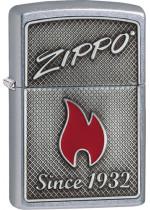 Zippo and Flame 25488