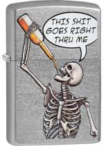 Drinking Skeleton 25494