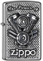 V Motor Zippo 25502