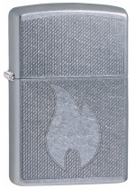 Flame Design Zippo 25505