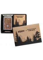 Zippo Woodchuck Compass 25522