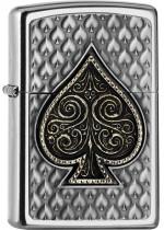 Zippo Spades Emblem 25541