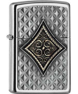 Zippo Daimond Emblem 25543