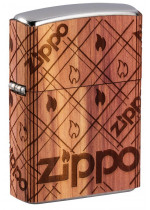 Zippo Cedar Wrap 21896