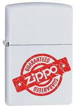 Guaranteed Zippo 26051